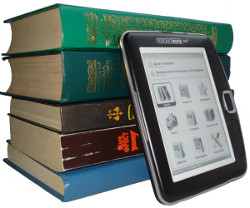 Электронная книга Amazon kindle в portativ.ua/
