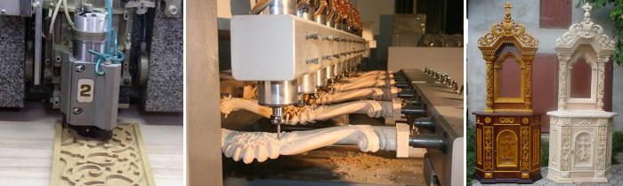 Деревообрабатывающие станки чпу своими руками