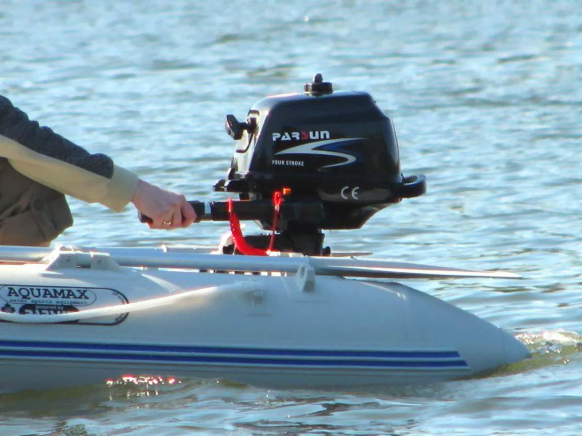 boat motor parsun