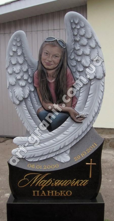 Гранит надгробные памятники ангел памятники белокаменного зодчества