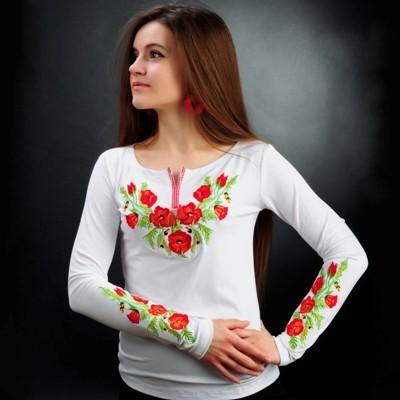 Вишиті сорочки жіночі як символ