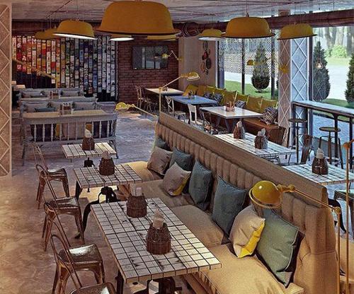рестораны Черкассы