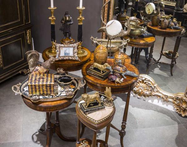 купить антикварную мебель