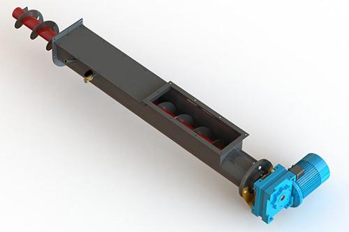 Изготовление конвейера винтового гибкий транспортер спиральный