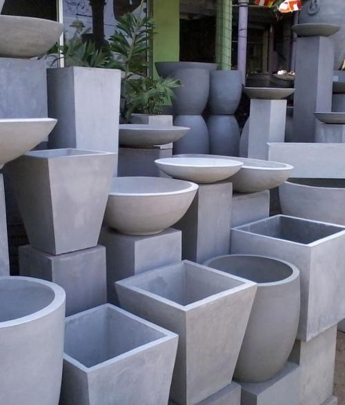 купить декор из бетона